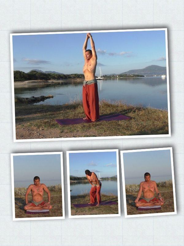 Harmonie corps et sens- Uddiyana bandha